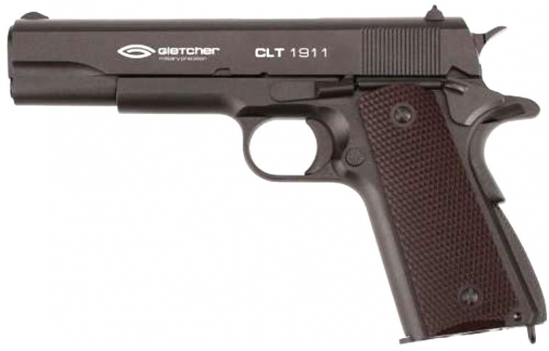 Art.: 10250, CLT 1911  4,5mm GBB CO2 Vollmetall